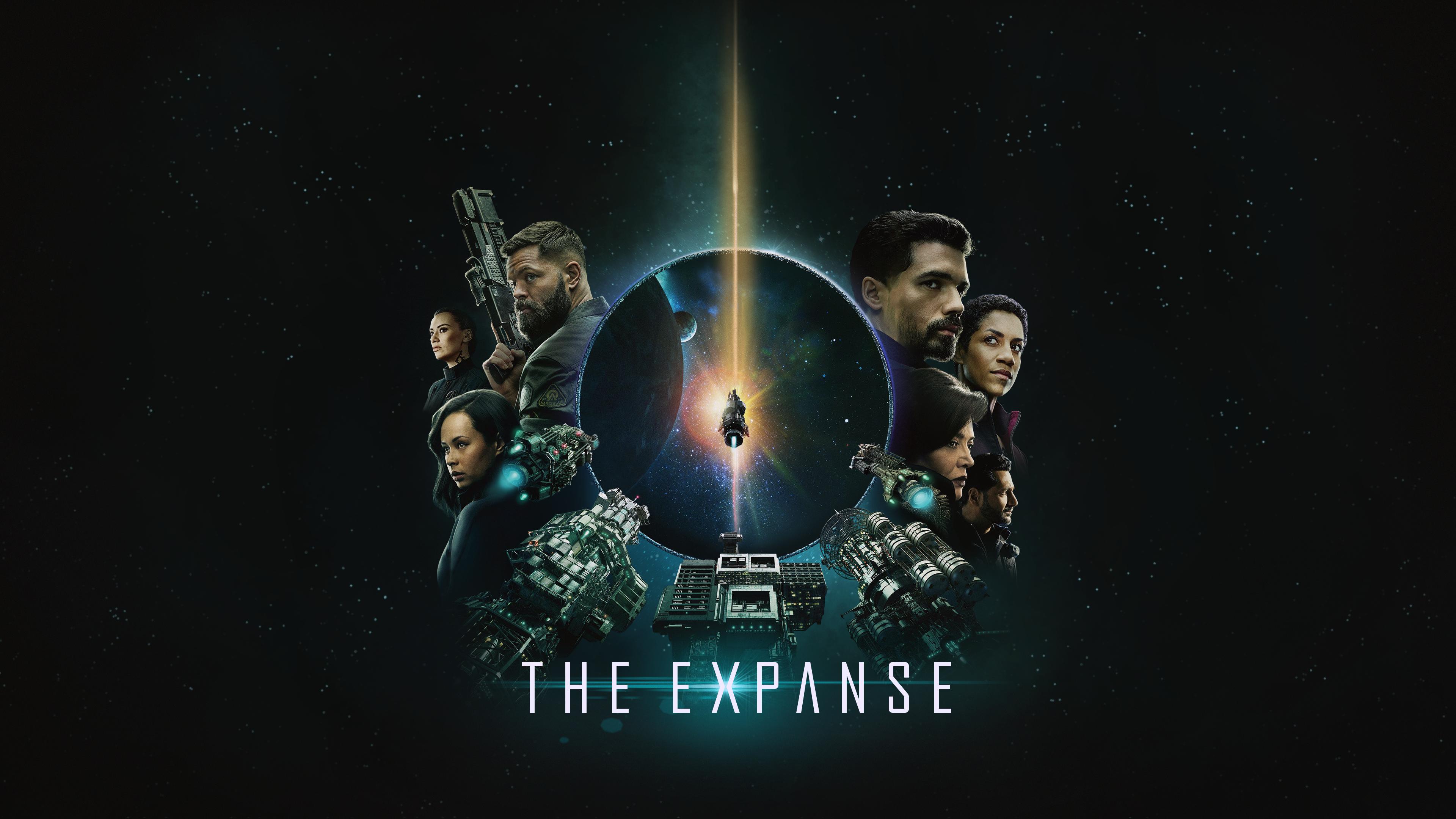 The Expanse Season 4 Wallpapers Hd Fhd Qhd Desktop