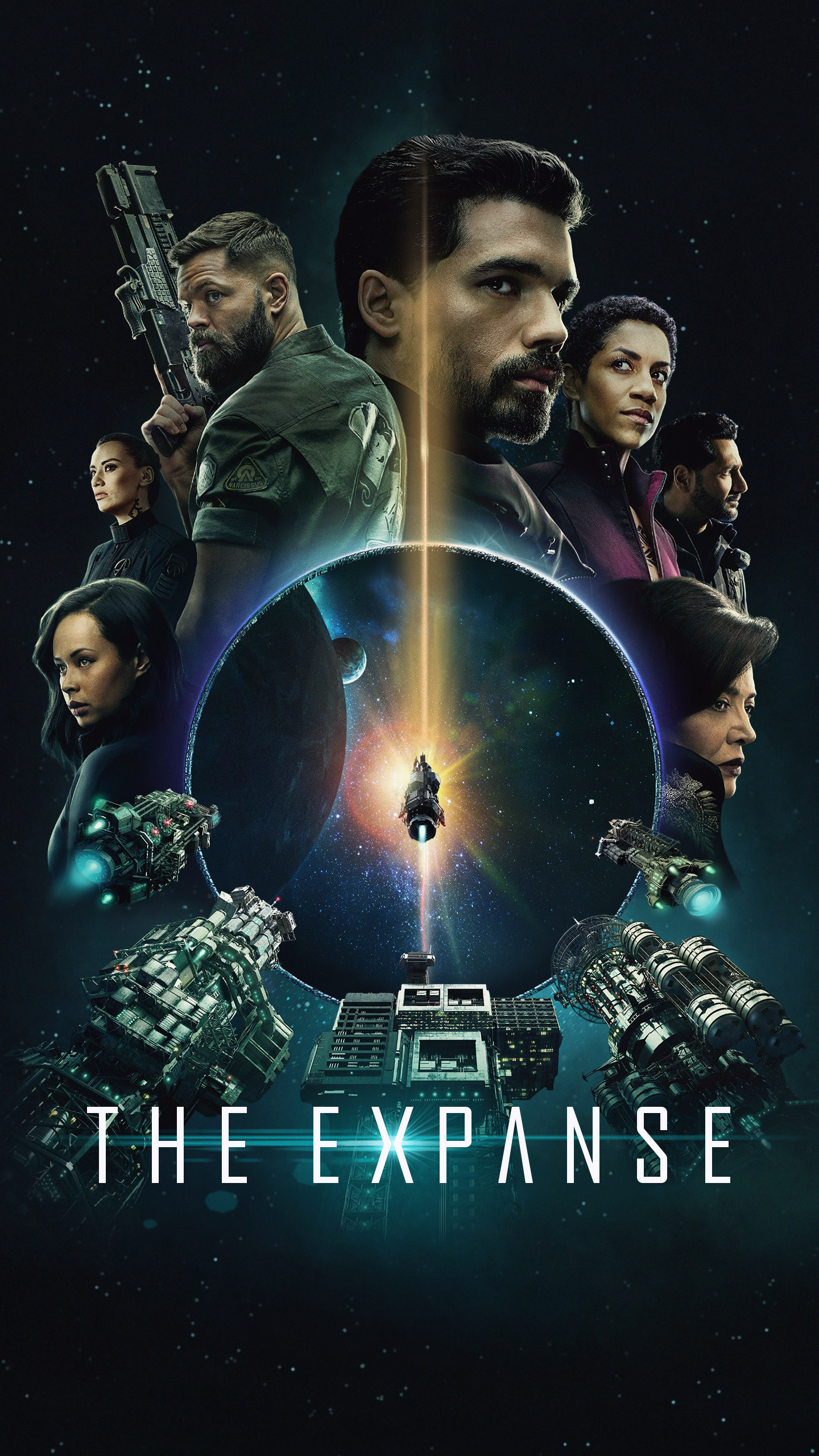 The Expanse Wallpaper Phone